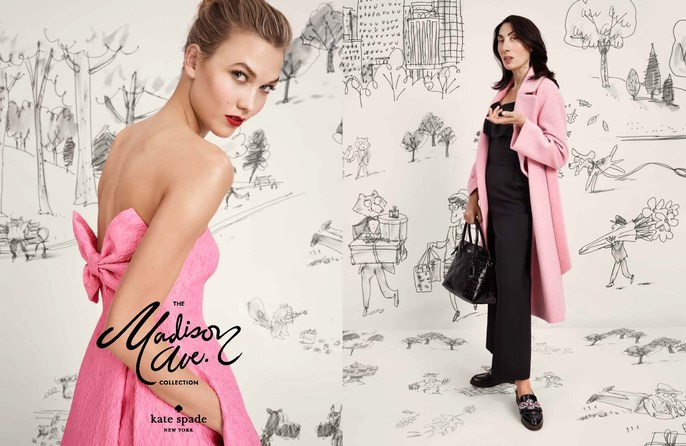 Madison Ave Fall 2015 - Emma Summerton -