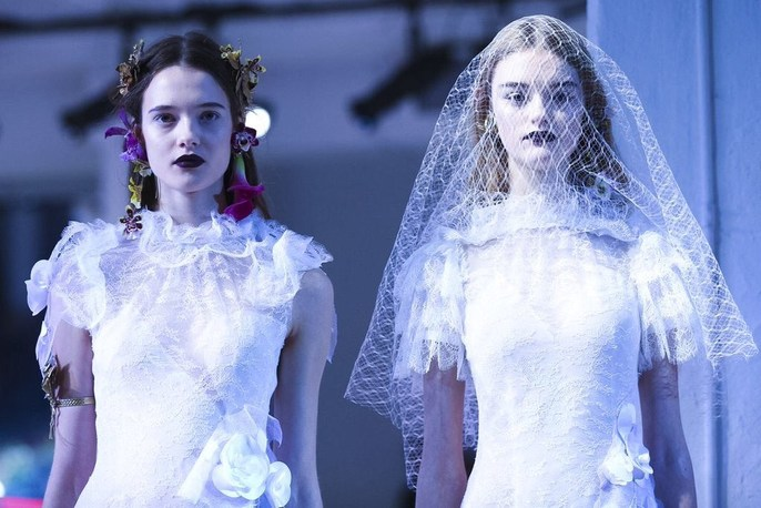 FW16 Rodarte Fashion Show -