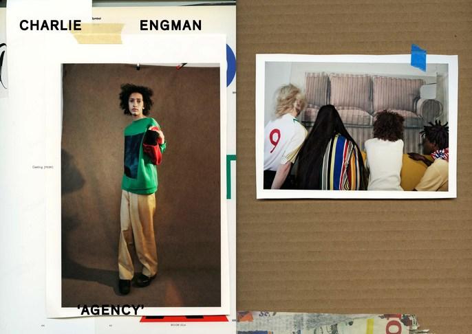 """Agency"" - Photographer: Charlie Engman -"