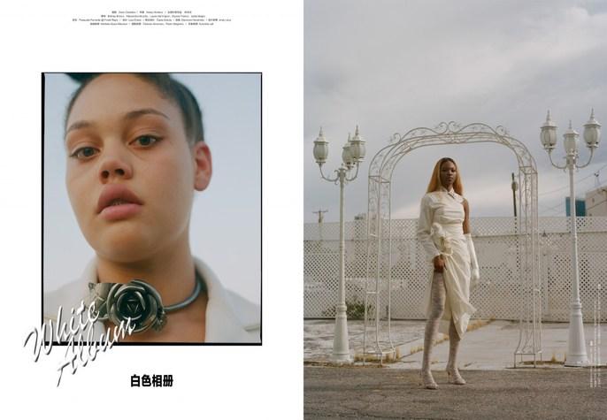"""To Be"" - White Album - September 2016 - Dario Catellani -"