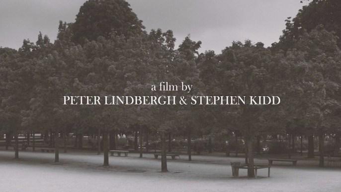 W Magazine / Lara Stone and Freja Beha Erichsen - Director: Peter Lindbergh & Stephen Kidd -