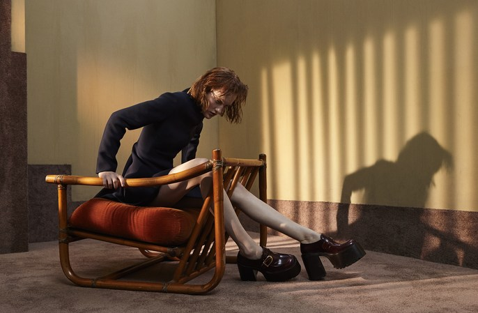 """French Numéro october issue 17 """"Huis clos"""""""