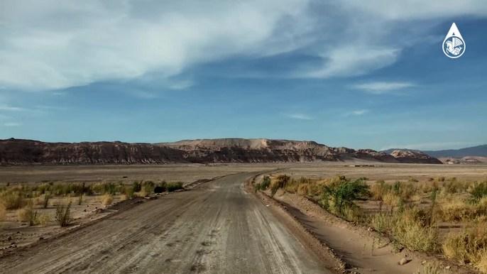 Air France - Atacama -