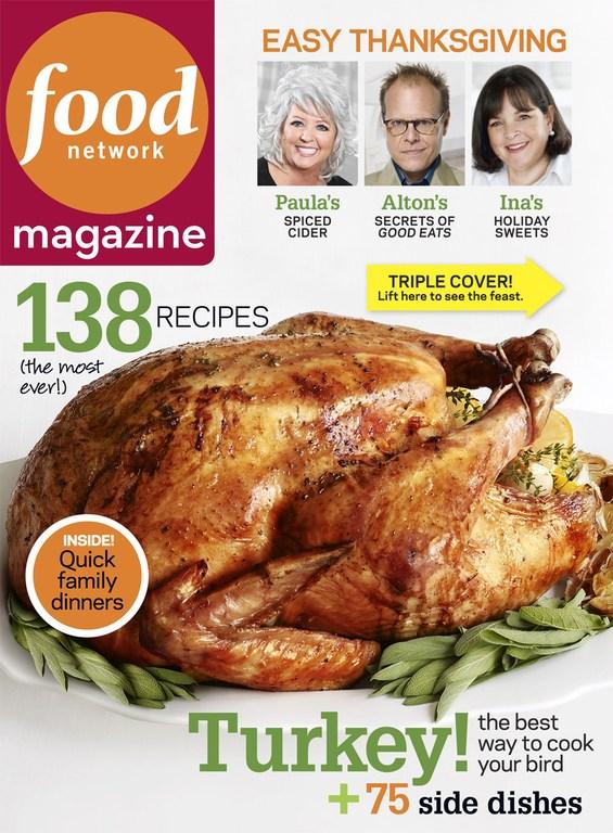 Garten Magazine steve giralt food magazine november 2012