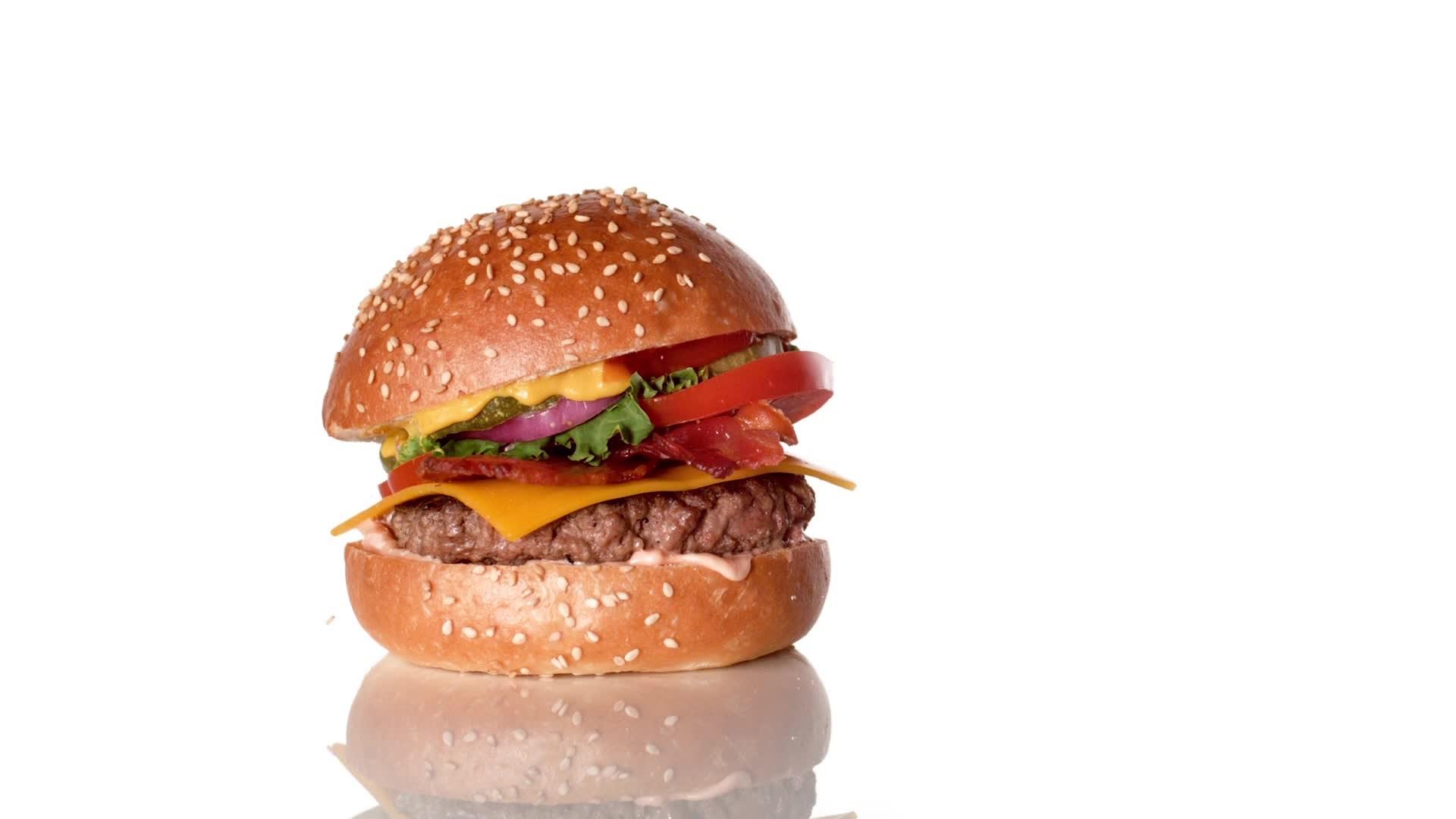 Behind The Scenes Burger