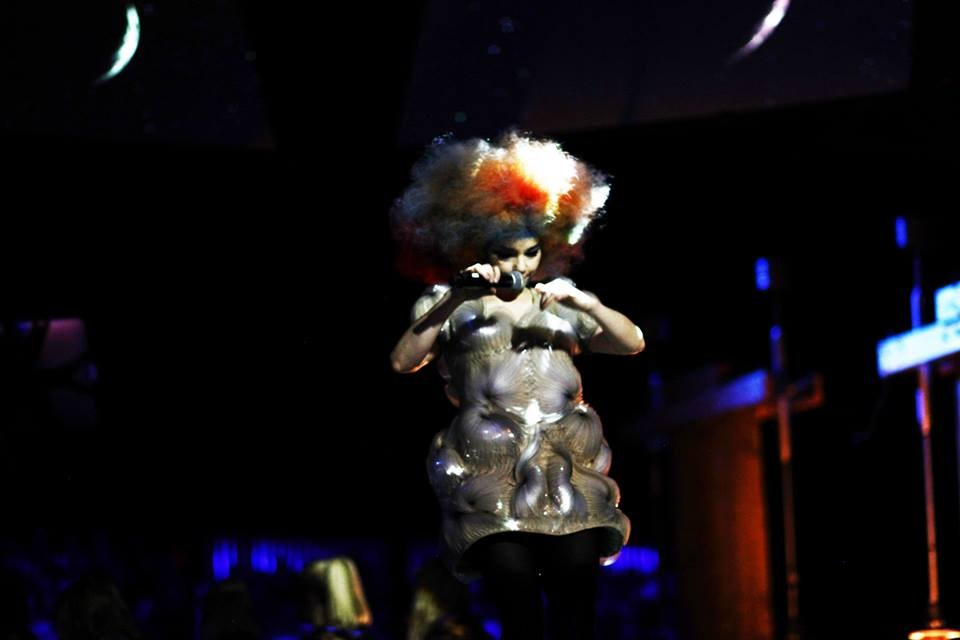 Streeters - News - Raphaël Salley s Wig Creation For Singer Björk aa4863be442