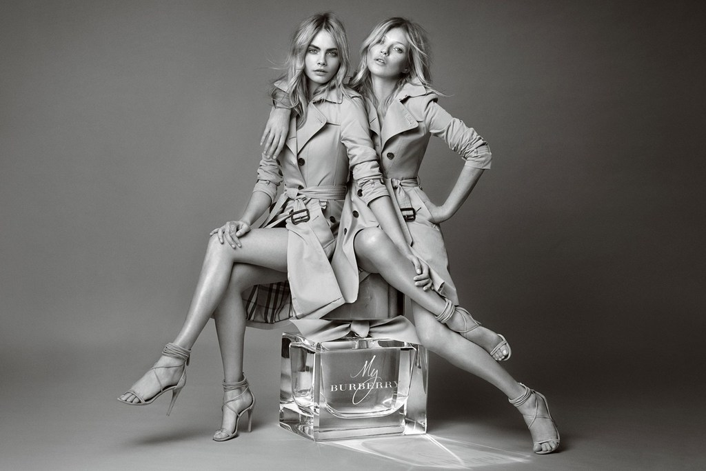 2d73f798b1ef Streeters - News - My Burberry Fragrance Campaign 2014
