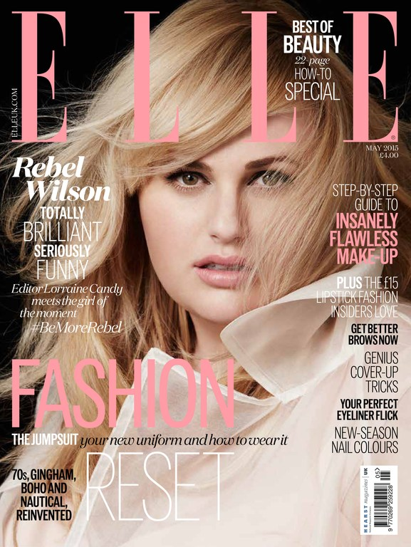 streeters news elle uk may 2015 cover cover story