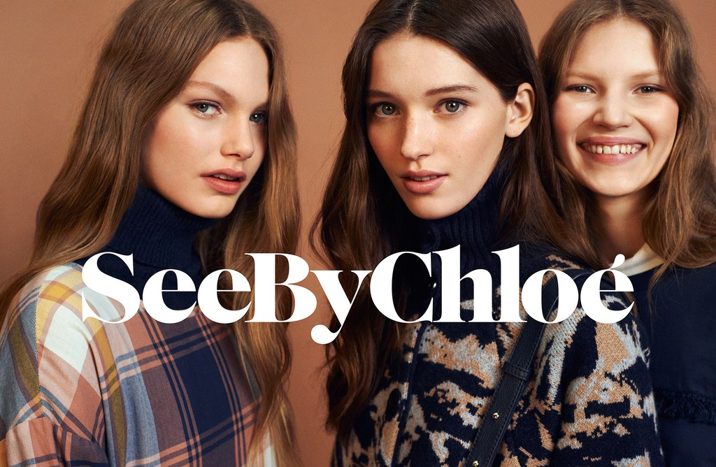 00b6a8abd7b70 Streeters - News - See by Chloe Fall/Winter 2015 Campaign