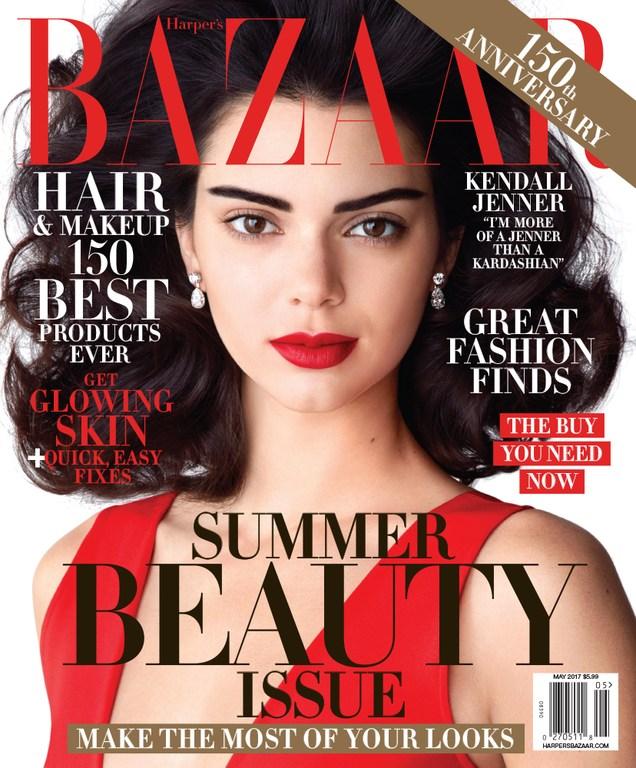 streeters news harper s bazaar us may 2017 cover story