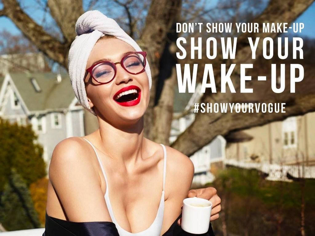 2e2cca363b3 Streeters - News - Vogue Eyewear Autumn Winter 2017 Campaign