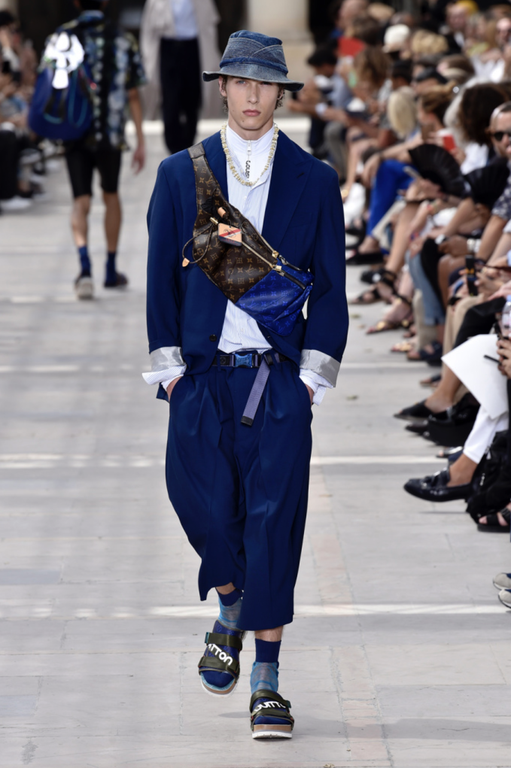 eb2a2d25c9cf Streeters - News - Louis Vuitton Spring Summer 2018 Men s Show
