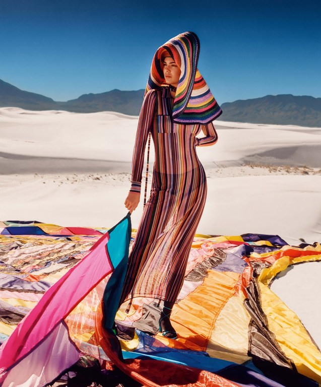 Streeters - News - Missoni Spring 2018 Campaign f12ce2bf3