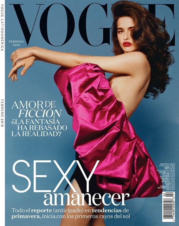 Streeters - News - Vogue Mexico February 2018 - Cover Story  Chiara ... 364e37e5b