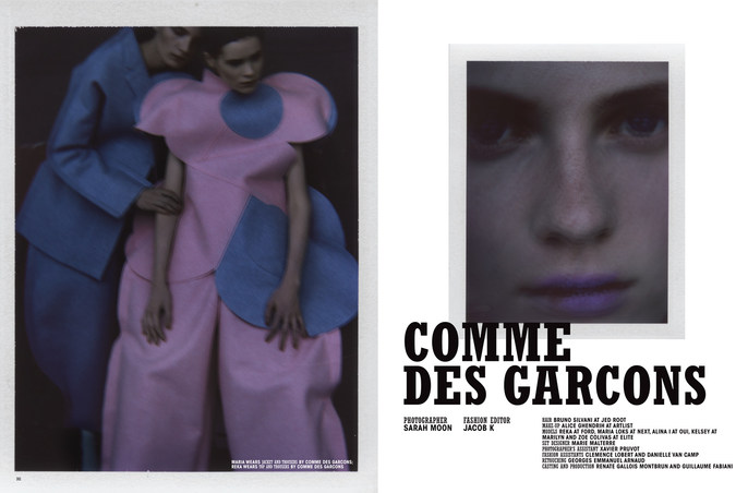 10 magazine, 10, Autumn/Winter, 2012, Models, Models, Reka Nagy, Photographers, Photographers, Sarah Moon