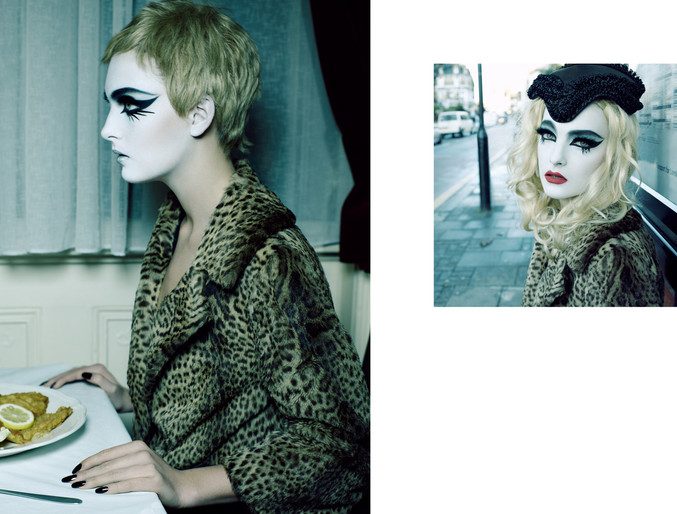 2012, Fat Magazine, Models, Models, Ophelie Rupp, Photographers, Photographers, Emma Summerton