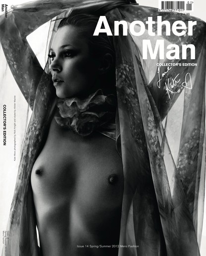 2012, Another Man, cover, Kate Moss, Models, Photographers, Photographers, Nick Knight, source: kate moss