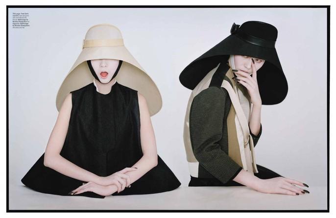 2012, Models, Models, Liu Wen, Photographers, Photographers, Tim Walker, W Magazine, W Magazine, March