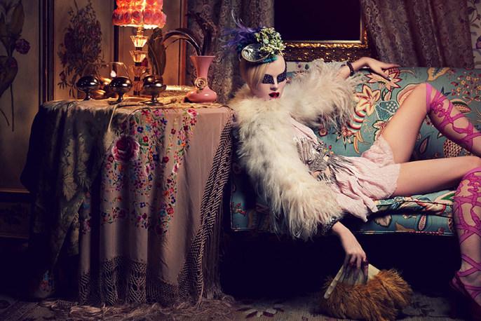 2003, Vogue Italia, March, Vogue Italia