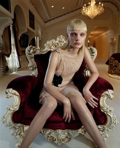 2003, Vogue Italia, September, Vogue Italia