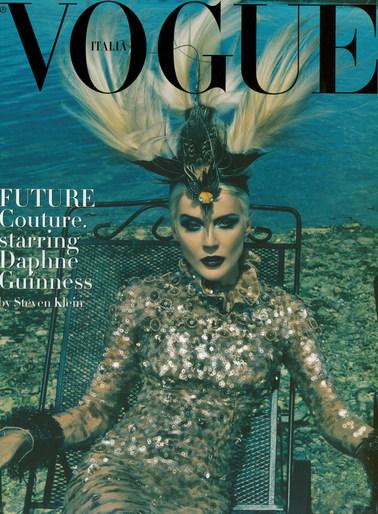 2012, Vogue Italia, September, Vogue Italia