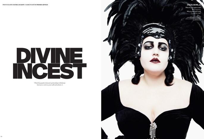 2011, Photographers, Photographers, Daniel Jackson, Ponystep, Ponystep, Spring / Summer, Stylists, Stylists, Phoebe Arnold
