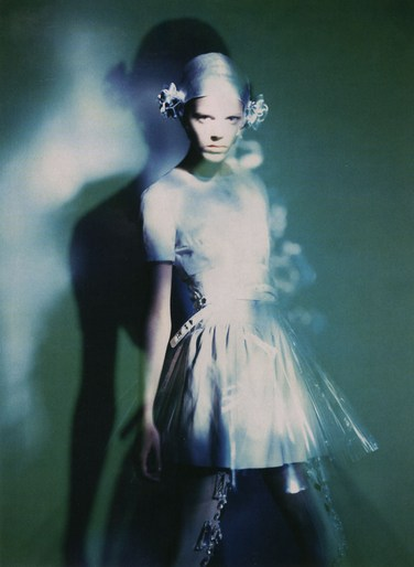 2007, Freja Beha Erichsen, Models, Photographers, Photographers, Paolo Roversi, Vogue Italia, Vogue Italia, February