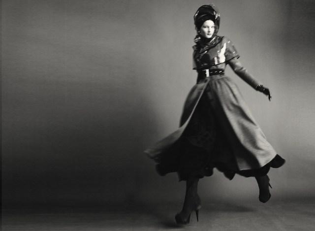2010, Vogue Italia, July, Vogue Italia