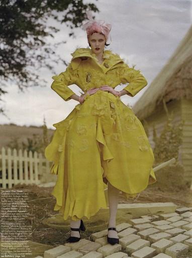 2010, Karlie Kloss, Models, Photographers, Photographers, Tim Walker, W Magazine, W Magazine, October