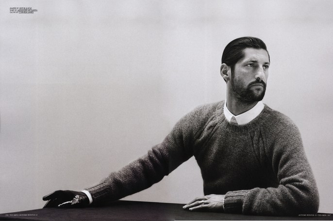 10men, 10men, Autumn/Winter, 2012, Models MEN, Models MEN, Tony Ward, Photographers, Photographers, Paul Wetherell