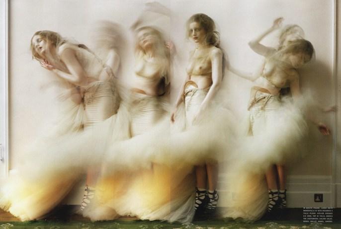 2011, Guinevere Van Seenus, Models, Photographers, Photographers, Tim Walker, Vogue Italia, Vogue Italia, March