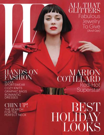 2012, marion cotillard, Photographers, Photographers, Tim Walker, W Magazine, W Magazine, December