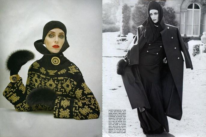 2010, Hannelore Knuts, Models, Photographers, Photographers, Tim Walker, Vogue Italia, Vogue Italia, October