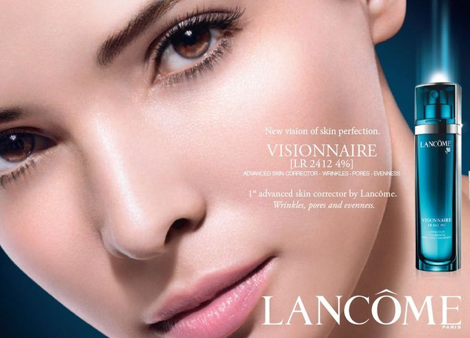 2011, ADVERTISING, Lancome, ad, source: Lancome
