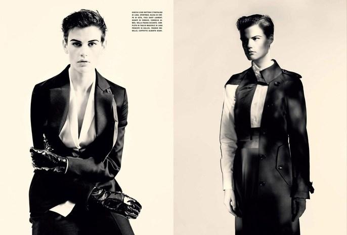 2011, Photographers, Photographers, Paolo Roversi, Vogue Italia, Vogue Italia, December