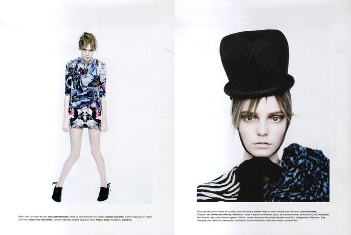 2009, Models, Models, Nimue Smit, Numero, Numero, March, Photographers, Photographers, Paolo Roversi