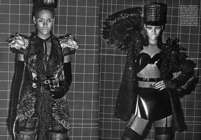 2009, Vogue Italia, September, Vogue Italia