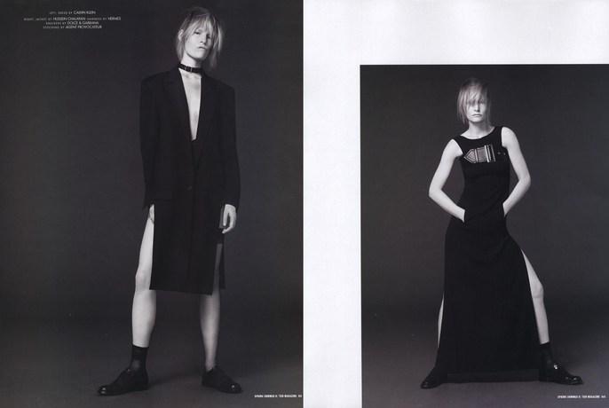 10 magazine, 10, Spring/Summer, 2011, bondage, Kirsten Owen, Models, Photographers, Photographers, Paul Wetherell