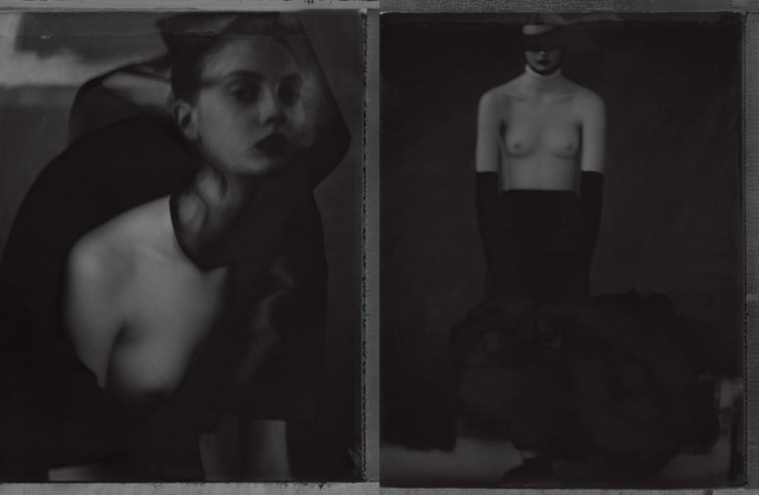 10 magazine, 10, Spring/Summer, 2012, Codie Young, Models, Photographers, Photographers, Sarah Moon