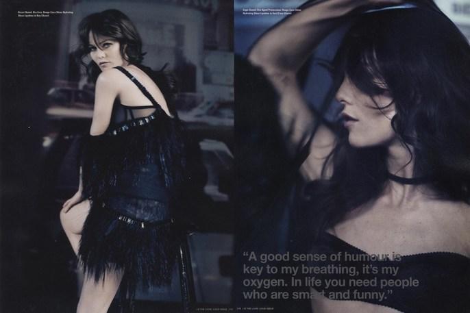 2011, celeb, Celebrities, Celebrities, Vanessa Paradis, i-D Magazine, Photographers, Photographers, Paolo Roversi