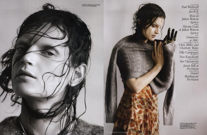 10 magazine, 10, Autumn, 2010, Guinevere Van Seenus, Models, Photographers, Photographers, Paul Wetherell