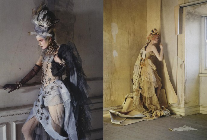 2010, Imogen Morris-Clarke, Models, Models, Stella Tennant, Photographers, Photographers, Tim Walker, Vogue Italia, Vogue Italia, March