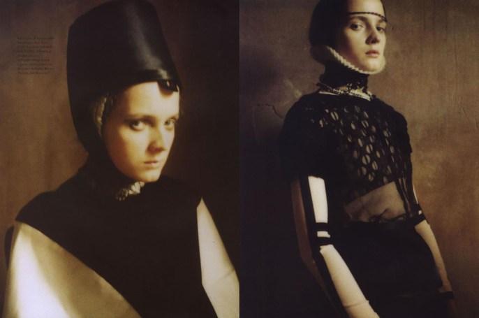 2008, Muse, Muse, Autumn, Photographers, Photographers, Wendy Bevan, renaissance