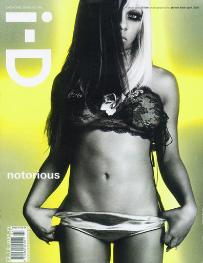 2000, celeb, cover, i-D Magazine, L'il Kim, Photographers, Photographers, Steven Klein, Stylists, Stylists, Patti Wilson