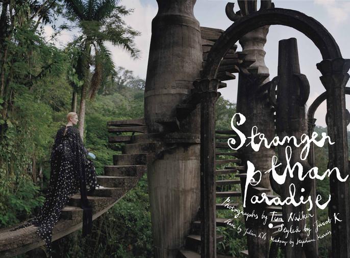 W Magazine, 2013, W Magazine, May