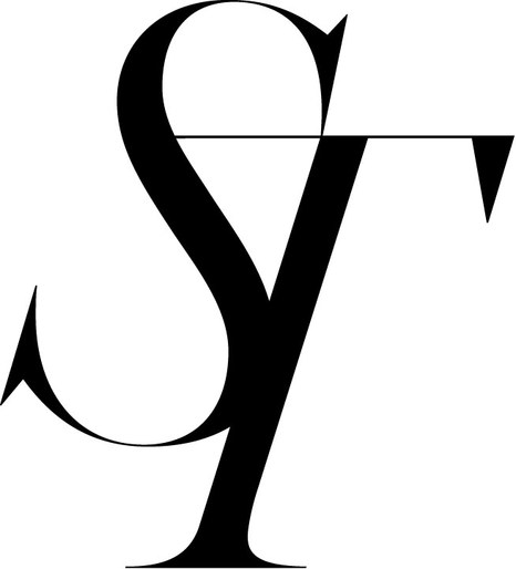 logo, ST