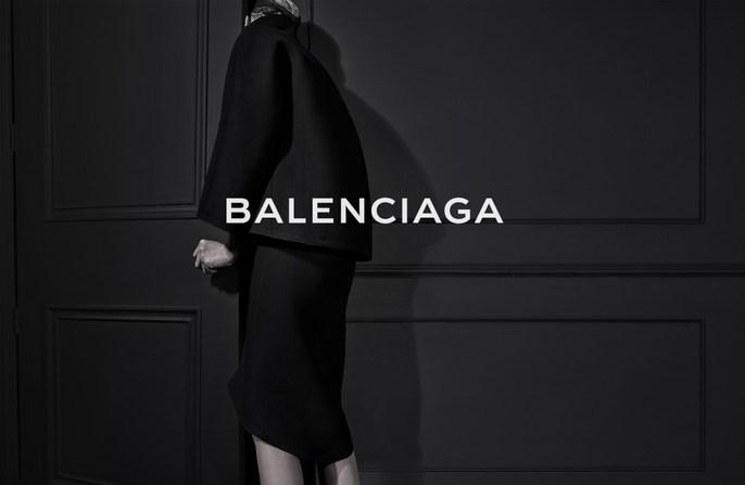 2013, autumn/winter, AW13, Balenciaga, Kristen McMenamy, Photographers, Steven Klein, source: balenciaga
