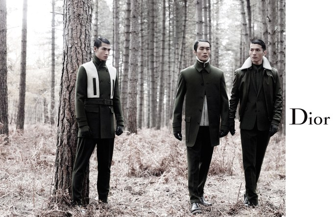 12AW, 2012, autumn/winter, Dior Homme, Photographers, Karl Lagerfeld, source: dior
