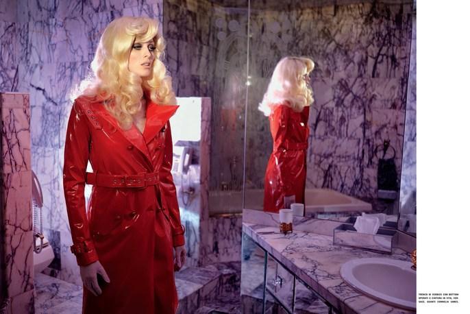 1308, 2013, August, Karen Elson, Photographers, Yelena Yemchuk, Vogue Italia