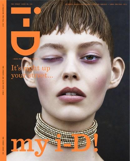 Daniele + Iango, i-D Magazine, luigi and daniele + iango, Luigi Murenu